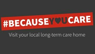 #BecauseYouCare Campaign!
