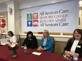 9th Annual All Seniors Games 2018: Laughter is the Best Medicine